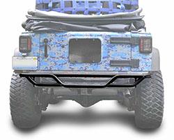 Jeep JK Wrangler Rear Tube Bumper Bare