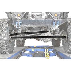 Jeep TJ Wrangler Textured Black Crossover Steering Kit