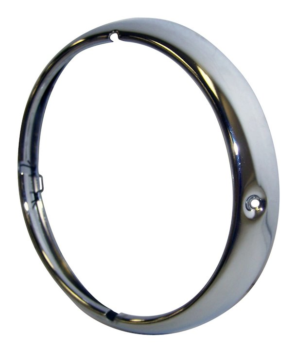 Headlamp Bezel CJ3B CJ5 CJ6