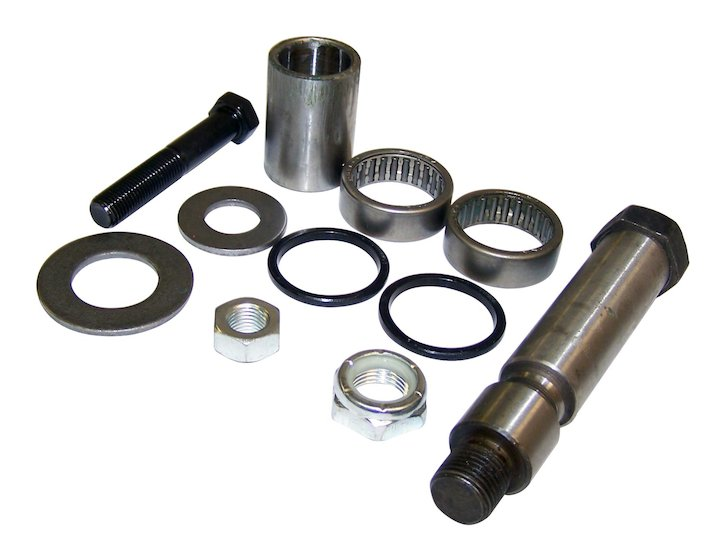 Bellcrank Repair Kit, CJ2A, CJ3A, CJ3B, CJ5, CJ6