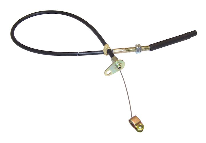 Accelerator Cable, 66-91 CJ5 CJ6 6-225 Engine