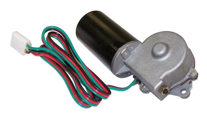 Front Wiper Motor 1968-1975 Jeep CJ