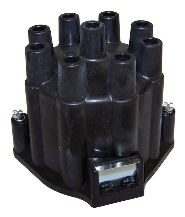 Distributor Cap CJ5, CJ6, SJ, J-Series, 5.0L, V8-350, V8-327 Engine
