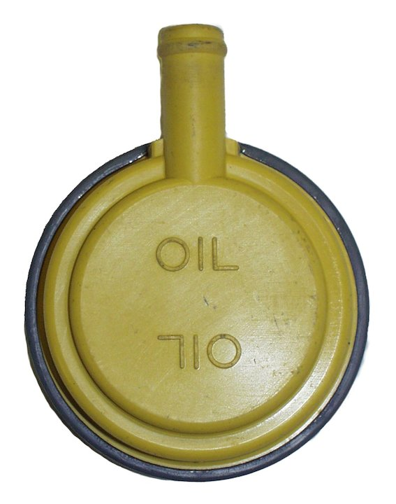 Oil Filler Cap 74-91 Jeeps 5.0 or 5.9L Engine