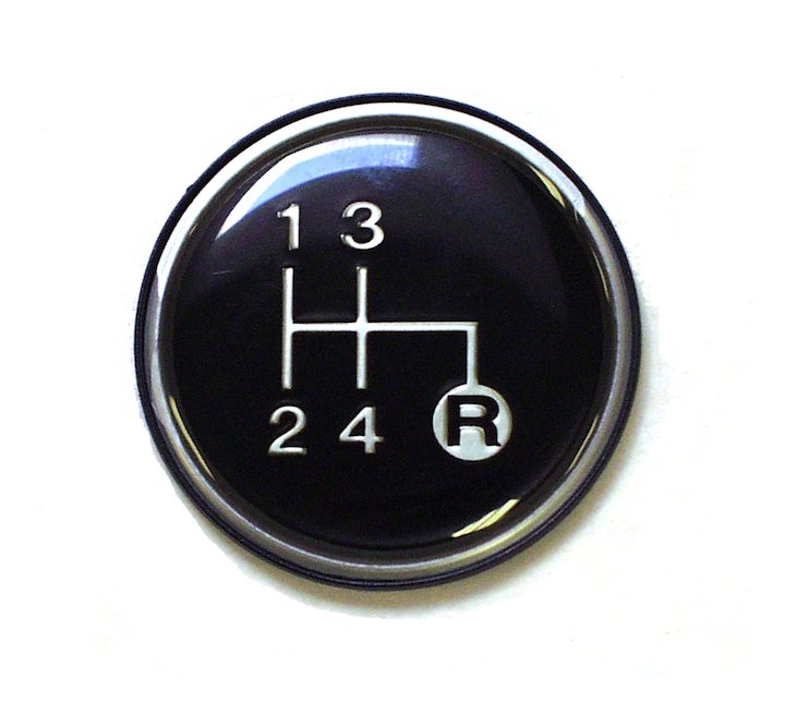 Shift Knob Insert (T4, T170)