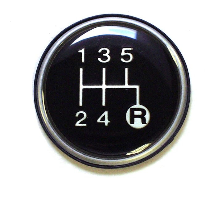 Shift Knob Insert