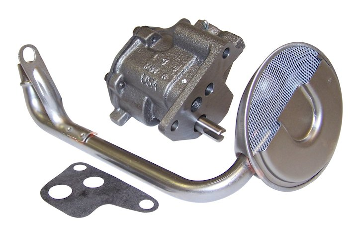 Oil Pump and Screen 81-90 Jeeps 4.2L Engine