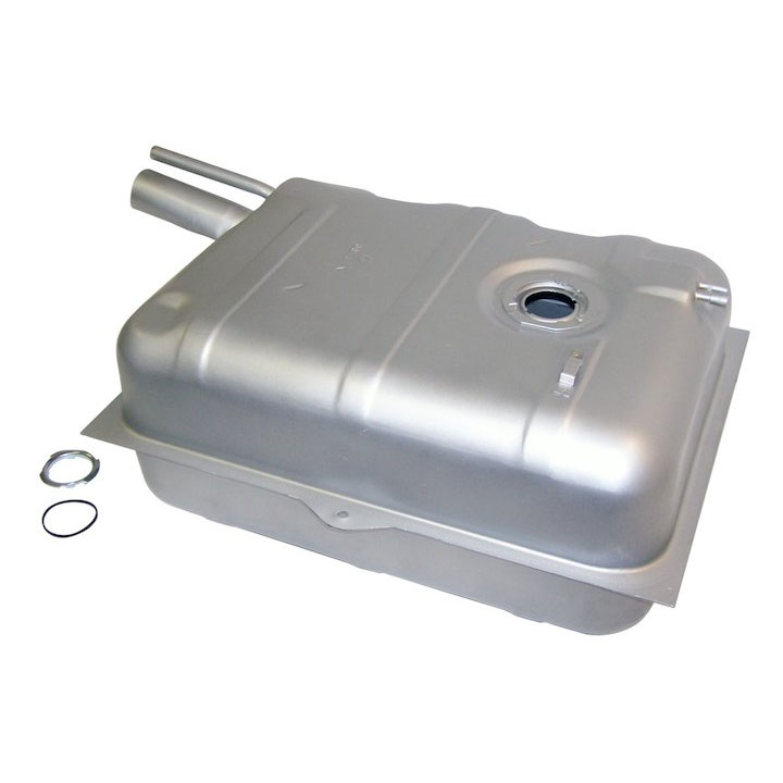 15 Gallon Steel Gas Tank, 70-76 Jeep CJ
