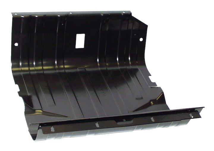 Fuel Tank Skid Plate 15 Gallon