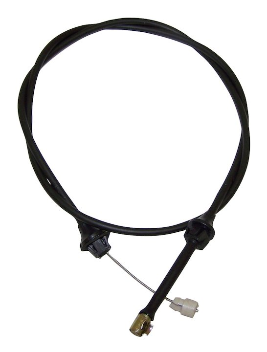 Accelerator Cable, 77-86 Jeep CJ, 4.2L 258 Engine