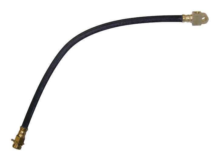 Brake Hose at Rear Axle, 79-80 Jeep CJ, 17.75 inch Long