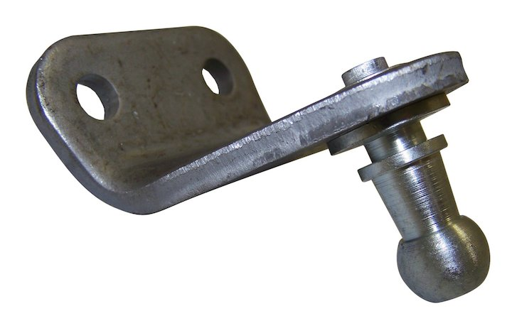 Clutch Bracket and Pivot 76-86 Jeep CJ