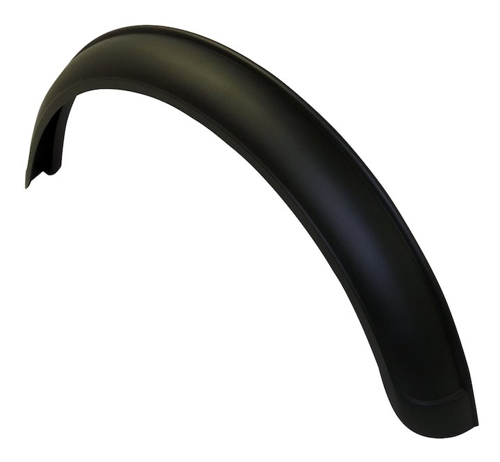 CJ Rear Fender Flare, Right, 55-86 Jeep CJ