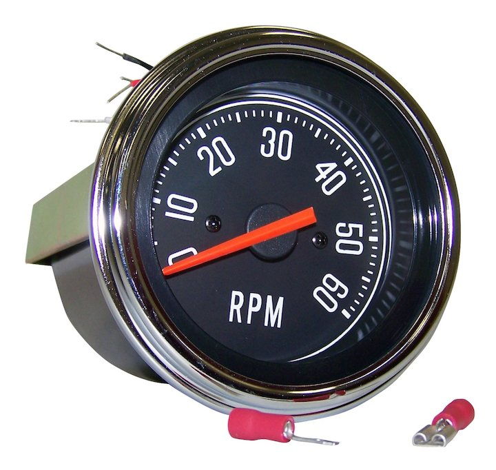 Tachometer 76-86 Jeep CJ