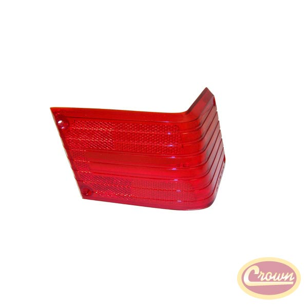 Tail Lamp Lens, Left
