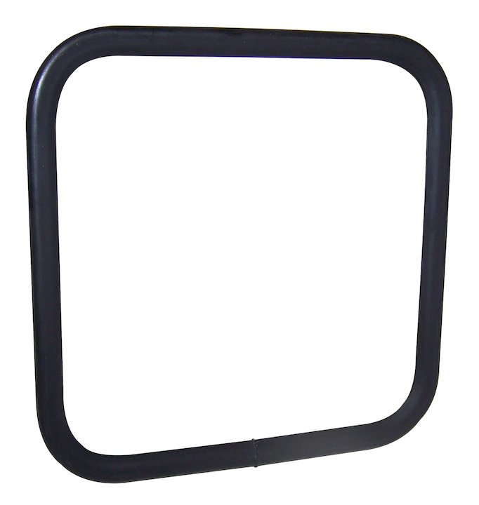 Side Mirror Head, Black