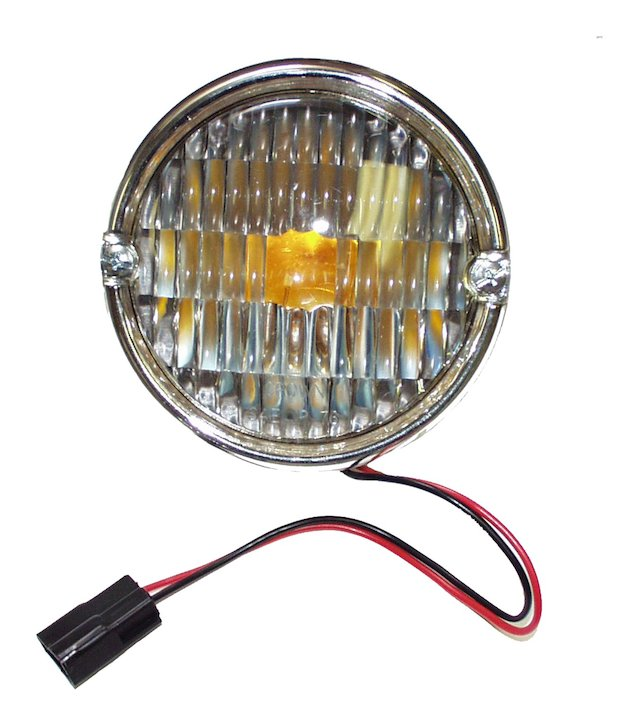 Front Parking Lamp 76-86 Jeep CJ