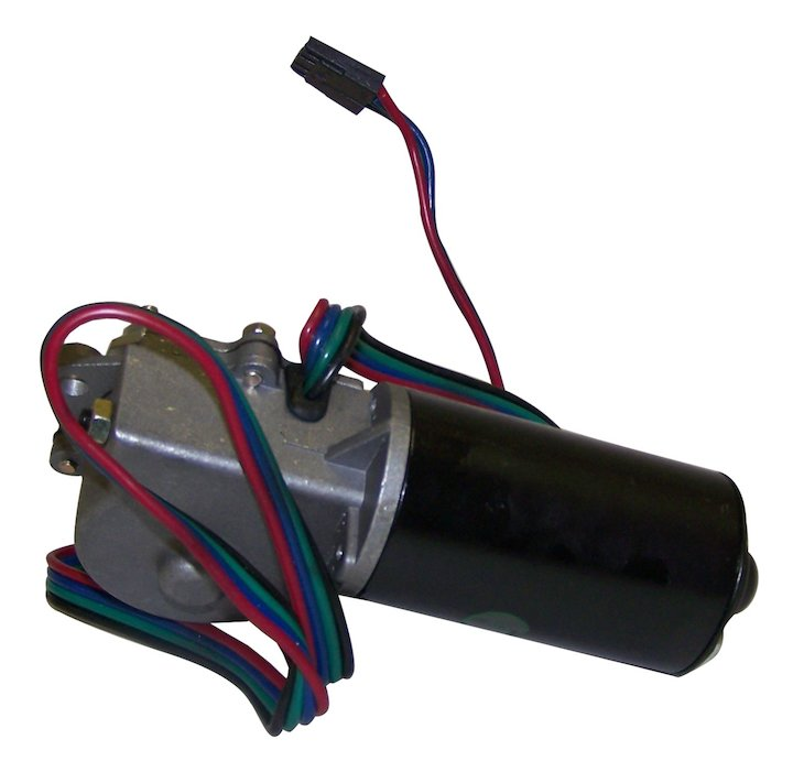 Front Wiper Motor 4 Wire Plug 83-86 Jeep CJ