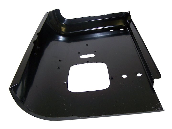 CJ Corner Panel Right 1976-1986 Jeep CJ