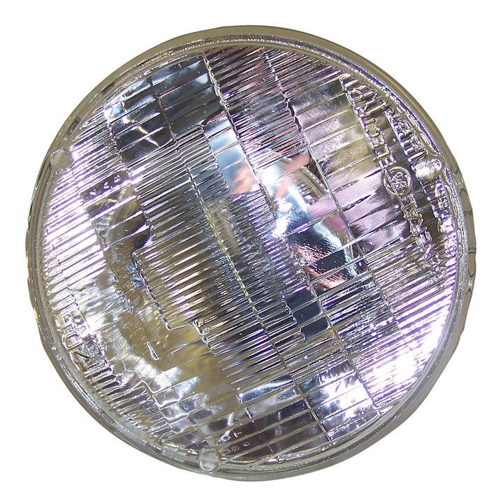 Headlight Sealed Beam 1969-86 Jeep CJ