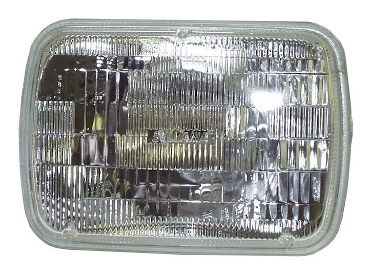 Headlamp Sealed Beam 79-81 Jeep SJ & J-Series