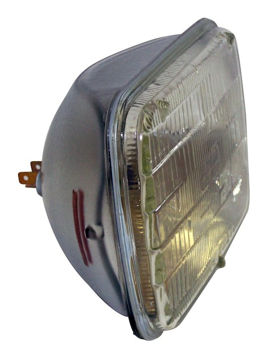 Sealed Beam, Headlight, YJ, SJ, XJ