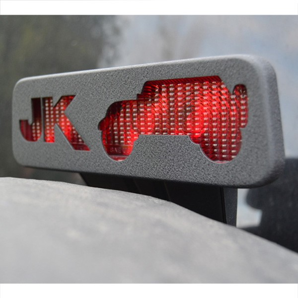Third Brake Light Guard 07-17 Wrangler