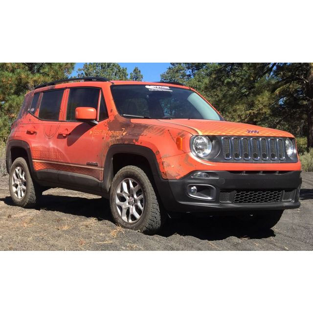 Jeep Renegade Lifted >> 1 5 Inch Suspension Lift Kit 15 16 Renegade Kj09168bk