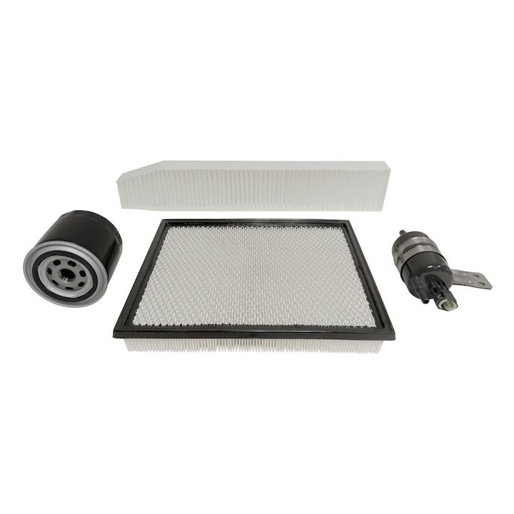 Master Filter Kit, 4.0L, 4.7L, 99-01 Grand Cherokee WJ