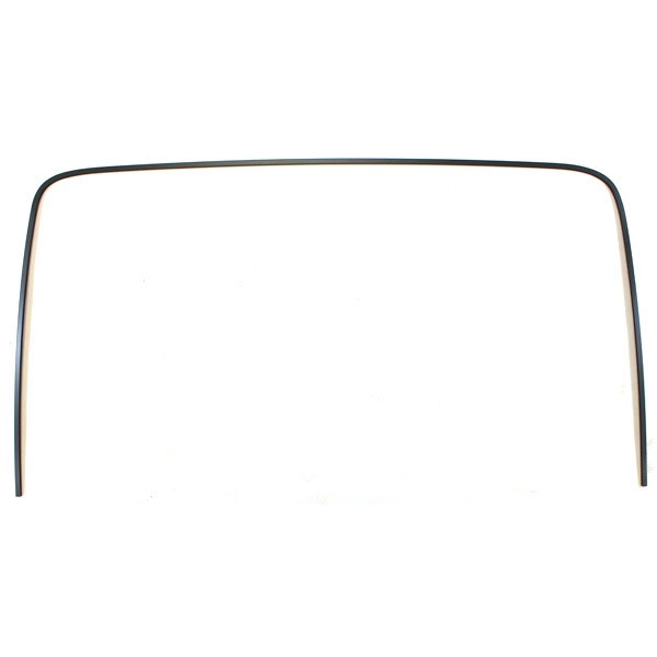 Metal Glass Trim 87-95 Wrangler