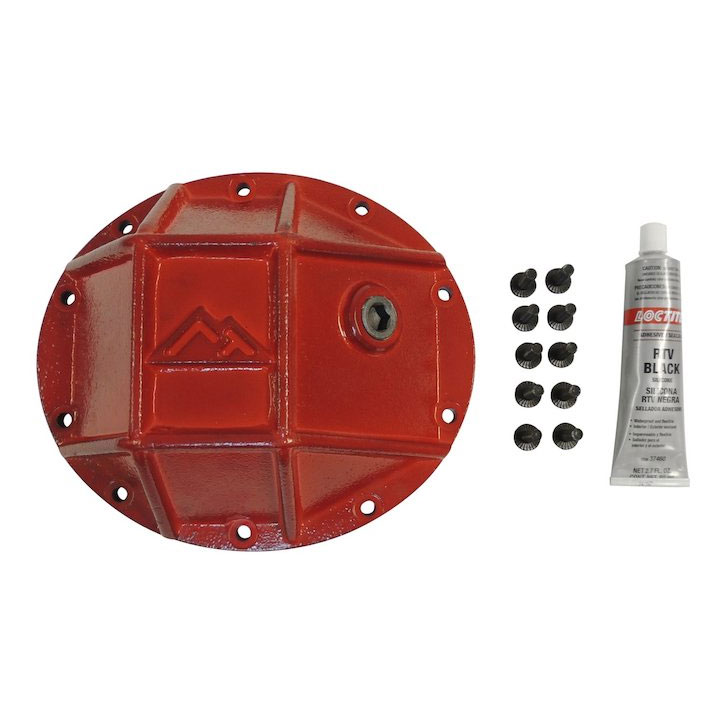 Dana 35, Rear, Heavy Duty Differential Cover
