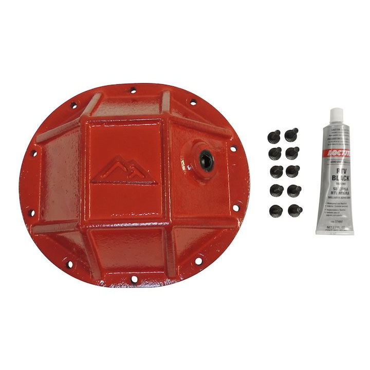 "8.25"" Heavy Duty Differential Cover, Rear Axle"