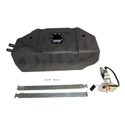 1987-90 Jeep YJ Wrangler 20 Gallon Fuel Tank Kit