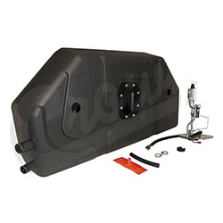 Jeep YJ Wrangler 20 Gallon Fuel Tank Kit