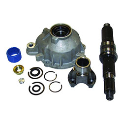 Jeep YJ TJ XJ NP231 Slip Yoke Eliminator Kit