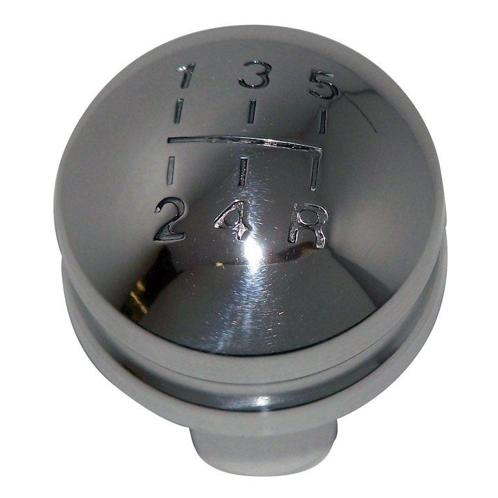 Aluminum 5 Shift Knob Metric 10mm x 1.5 Thread