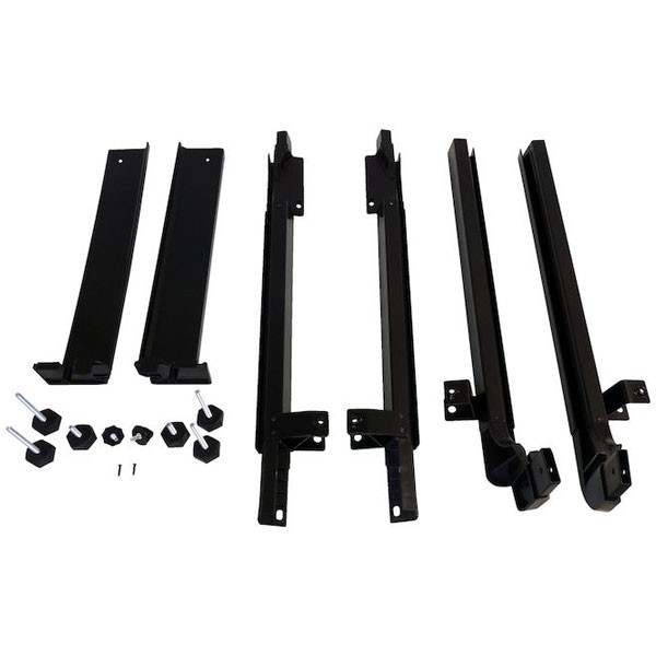 Door Surround Kit, 07-17 Wranglers 4 Doors