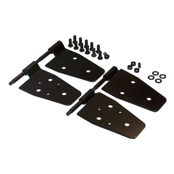 Door Hinges 87-06 Wranglers Half Steel Doors