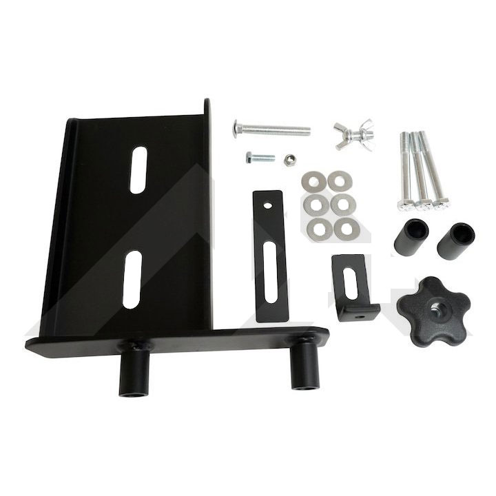 Wrangler Off Road Jack Mount, 07-17 JK