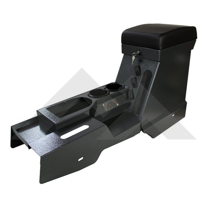 2007-10 Wrangler Locking Center Console, Auto Transmission