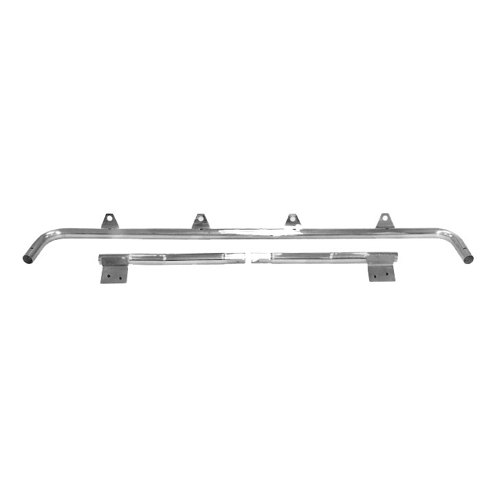 Light Bar, Stainless Steel, 97-06 Wranglers TJ