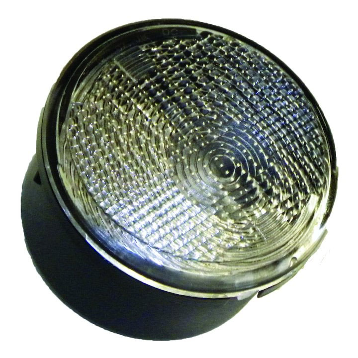 Clear Parking Lamp, Left, 07-17 Wranglers