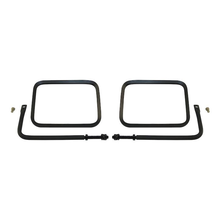 Trail Mirror Set 76-18 Jeep CJ Wranglers
