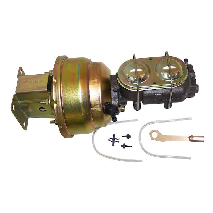 Power Brake Booster Conversion Kit 87-90 Wranglers 1-1/8 inch MC
