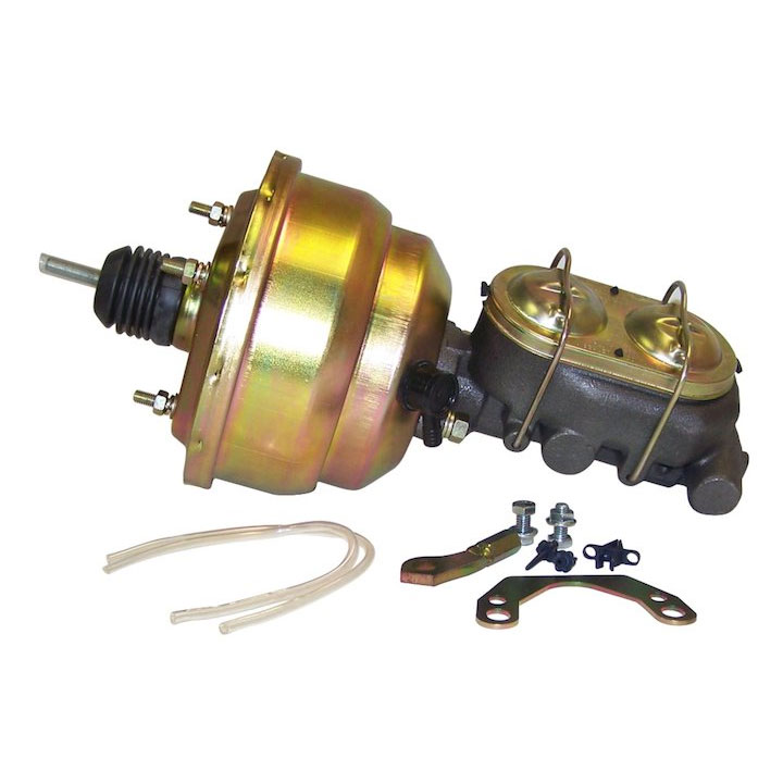 Power Brake Booster Conversion Kit 97-06 Wranglers 1 inch MC