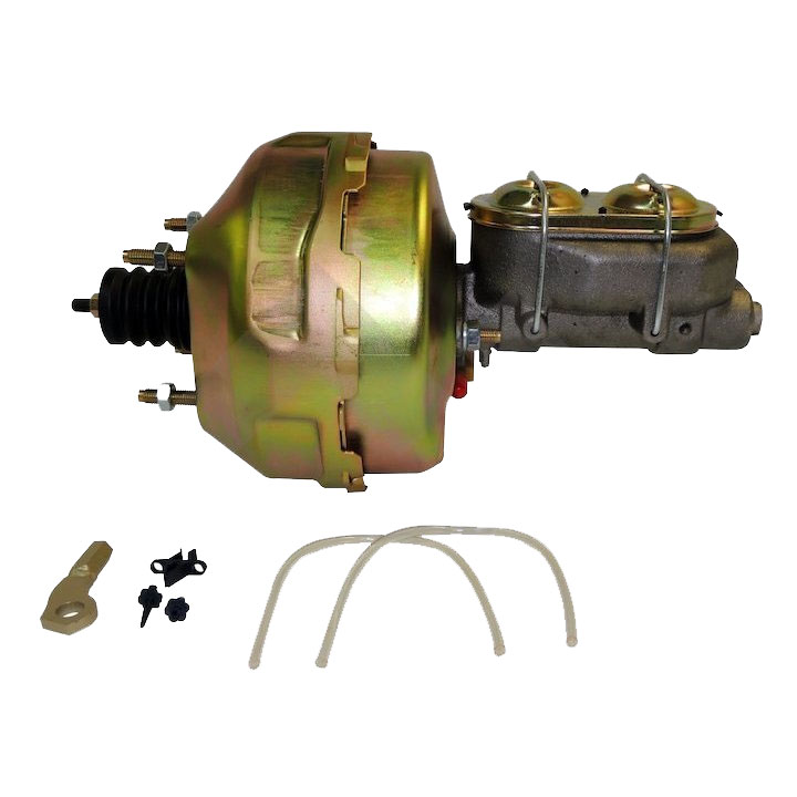 Power Brake Booster Conversion Kit, 97-06 Wranglers