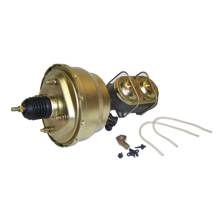 Jeep Cherokee XJ Brake Booster, 1-1/8 inch Bore MC