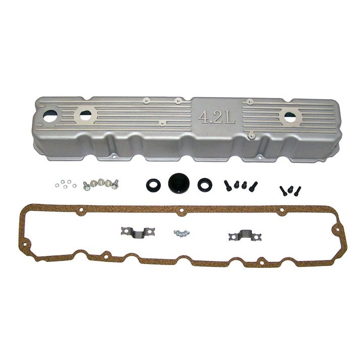 Aluminum Valve Cover 1981-1986 CJ 4.2L Engine