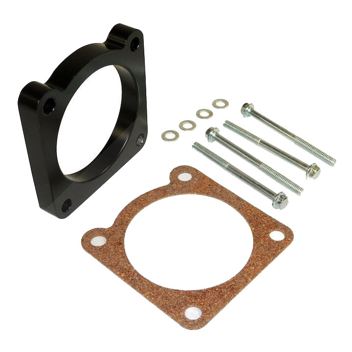 Throttle Body Spacer Kit,3.8L, 07-11 Wranglers JK