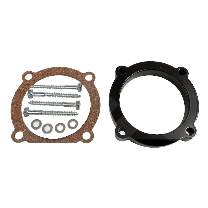 Throttle Body Spacer Kit, 3.6L, 3.0L, Wranglers JK